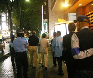条例がない横浜市なら客引き可能?新横浜の歓楽街で店舗への注意喚起キャンペーン