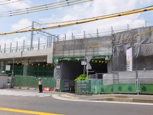 <相鉄・東急直通線工事>日吉付近は「課題の少ない工区」、市が早期完成を求める