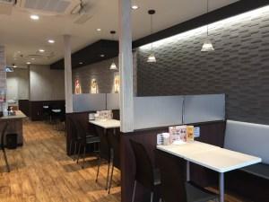 <新羽駅前>日本初の新型「オリジン弁当」が開店、店内飲食OK&定食メニューも