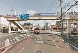 年30万円超で川崎の歩道橋に愛称名、南加瀬・越路歩道橋などで「ネーミングライツ」