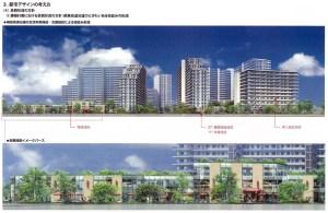 <アピタ跡の箕輪町計画>マンション1320戸で最大4000人規模の街も想定