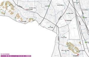 土砂災害の危険度高い井田や南北加瀬、ハザードマップ説明会を中原区と幸区内で