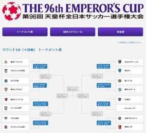 日産でまだマリノスの試合が残っている! 11/12(土)に天皇杯4回戦で新潟と