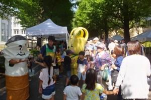 慶應と地域をつなぐ恒例の「日吉フェスタ~ヒヨシエイジ」2016年は11/5(土)に