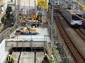 横浜市が相鉄直通線で初見学会、12/4(日)完成トンネル内部を100名に公開