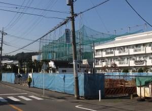 <日吉5>ハッピージャック跡の「フィットケアデポ」は来年3月下旬に開店