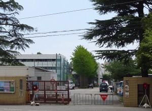神奈川県警、木月4にある「第二機動隊」(警察学校併設)のマイクロバスなど売却