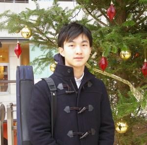 大江馨さんがドイツから「里帰り」、12/27(火)日吉の丘フィルでバイオリン演奏