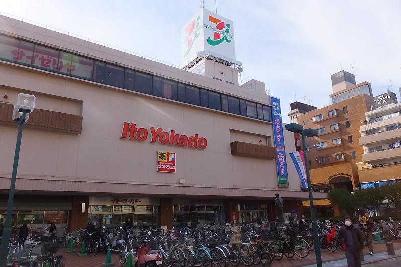 <2017年正月>日吉・綱島・高田の主な買物スポット情報、元旦は休業目立つ