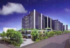 <箕輪町計画>横浜市の審議会、高層マンションの圧迫感減らす工夫を再度求める
