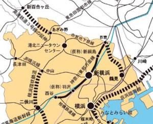 市民「一日も早くグリーンライン鶴見延伸を」→ 横浜市「長期的に取り組む路線」