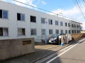 菊名貝塚に近接の「国交省菊名寮」解体へ、住宅開発事業者が土地を取得
