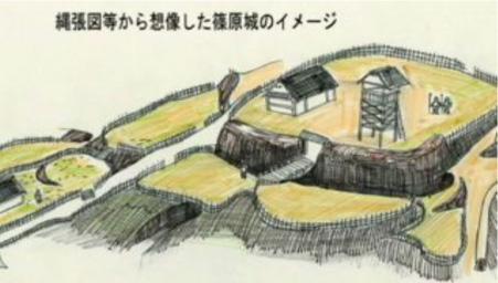 <港北図書館>ふるさと映像上映会を1/22(日)から開始、3月に篠原城の作品も