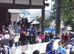 <篠原八幡神社>2017年の「節分祭」は1/29(日)10時ごろから開催