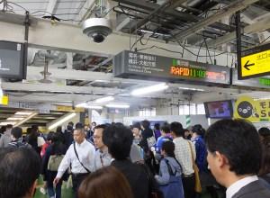 新横浜駅の混雑緩和へ「新たな改札口を」、神奈川県や横浜市が今年度もJRに要望