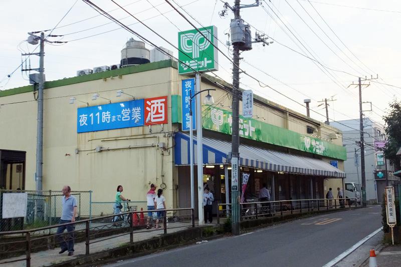 下田町サミット跡の宅地開発、周辺住民が「歩道」確保求め市などに要望書