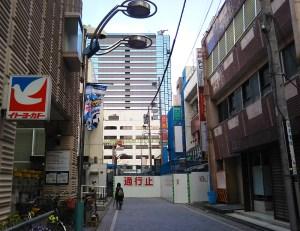 """「ヨーカドー武蔵小杉店」付近の商店街が変貌、名物""""タワマン""""核に再開発へ"""