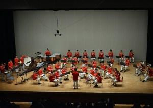 アリーナで2/13(月)に「災害救助犬」テーマに防災講座、消防音楽隊の演奏も
