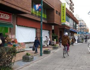 綱島パデュ通りのマツキヨ跡、生活サポート型の「ヘルスケアローソン」に