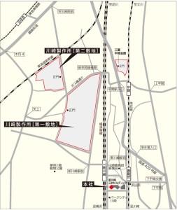 <三菱ふそう>元住吉側の巨大な工場敷地を大和ハウスに売却、2019年に引き渡し