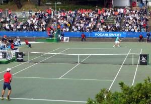 日吉での国際テニス大会「慶應チャレンジャー2017」、2/25(土)から予選