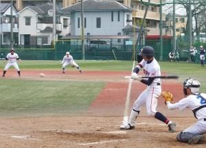 2017年の県高校野球が開幕、慶應塾高と日大高で3/25(土)から地区予選