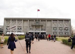 <慶應>築60年の大型ホール「日吉記念館」建替計画を実行へ、11月にも解体