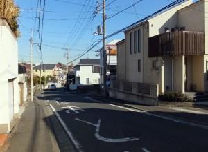 妙蓮寺駅に近い住宅街「富士塚」、2/27(月)・28(火)に空き巣が3件連続