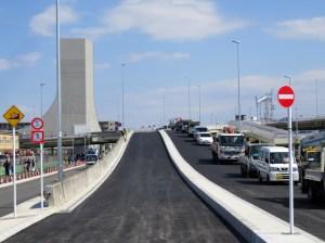 新横浜大橋から「きたせん」へアクセス、長島大竹線が3/16(木)午後に開通