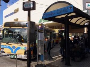 横浜市バスがダイヤ改正、港北区内路線は影響なし、緑化フェアで延伸運行も