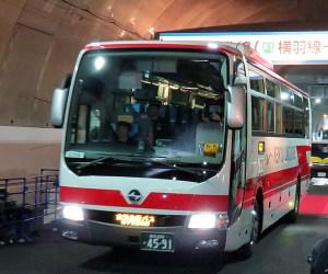 新横浜発着の羽田空港行バス、4/1(土)から「きたせん」経由で時間短縮