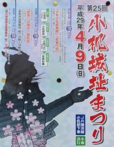 壮麗な武者行列は横浜唯一、桜彩る2017年の「小机城址まつり」は4/9(日)に