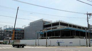 綱島のパナソニック工場跡再開発、地元住民が待ち望む大型スーパーの行方