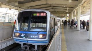 新羽駅の上下線ホームに冷房付待合室、6月から8月末まで新設工事を予定