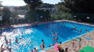 今年も屋外プールの季節、「綱島公園」や妙蓮寺「菊名池公園」などオープン