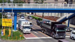 新横浜1丁目の環状2号と北新横浜駅前で取り締まり強化、神奈川県警が場所を公表