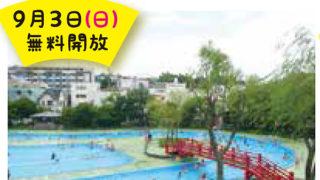 廉価が魅力、7/8(土)は「菊名池公園」など区内屋外プールのオープン日