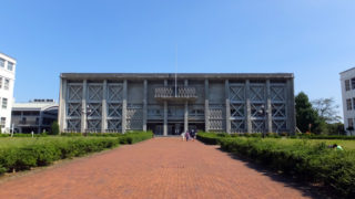 慶應日吉キャンパスの「日吉記念館」は11月7日に閉鎖、2020年3月まで建替工事