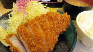 日吉駅前は「とんかつ」も活況、塩で味わう普通部通りの贅沢な専門店に注目