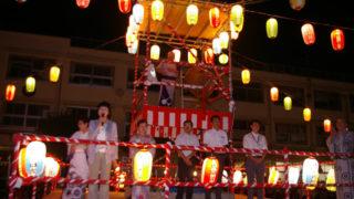今週末8/5(土)は熊野神社・コンフォール・綱島小・日吉台小で2017年「盆踊り」