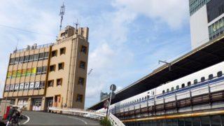 保育所やチケット店も閉店、オゾン通りの「新横浜ビルディング」に変化