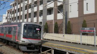 菊名→妙蓮寺間で車内の「窓ガラス」割れる、昨年は菊名→綱島間の急行でも発生