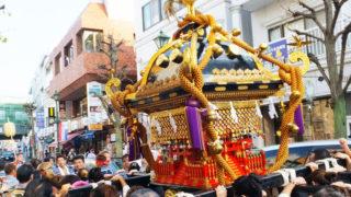 大倉山の秋を彩る「太尾神社」の例大祭、2017年は9/30(土)・10/1(日)に