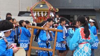 <駒林・下田・諏訪・熊野>日吉の4神社で10/7(土)・8(日)は2017年「秋祭り」