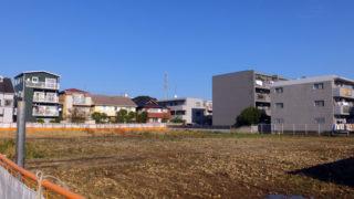 日吉本町の駅前も「野村不動産」、明治寮など跡地は5階建て56戸マンション