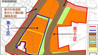 <新綱島駅>周辺人口は現在70人、再開発タワマンなどで「人口1200人の街」を計画