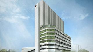 """コーエーの""""みなとみらい新本社""""は2020年1月竣工、上層階に東急がホテルも"""
