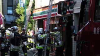 区内で急増する火災、年末に向け港北消防署が「対策と予防」を緊急呼びかけ