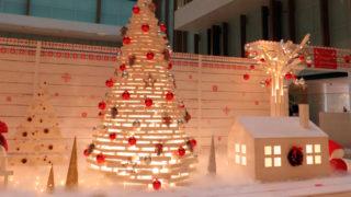 キュービックプラザで「北欧のクリスマス」、ツリー常設展示や週末ワークショップも