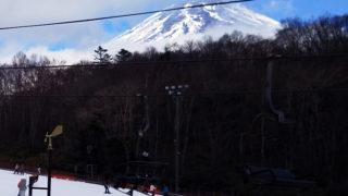 <レポート>日吉から日帰りで「富士山二合目のスキー場」へ、冬季臨時バスも運転開始